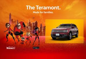 Volkswagen and Disney Middle East kick off collaboration for Pixar Fest